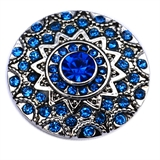 SNAP D BLUE COLOR STONE